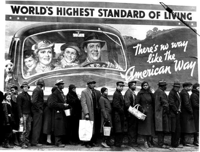 Photograper Margaret Bourke-White